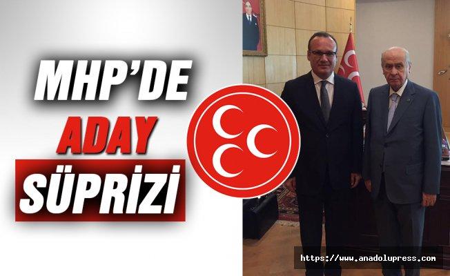 MHP' de, İl Başkanlığına bir talip daha