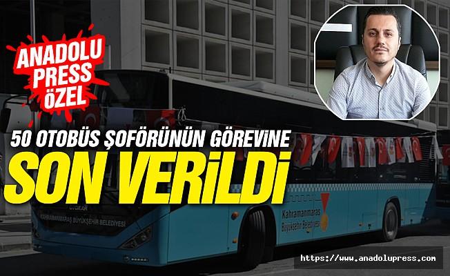 Ulaşımda uygunsuz davranan şoföre ceza: 50 şoförün görevine son verildi