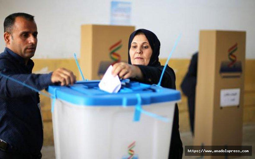 Barzani'nin sözde referandumu başladı