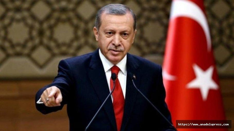 """Erdoğan; """"Kim varsa kenara koyacağız"""""""