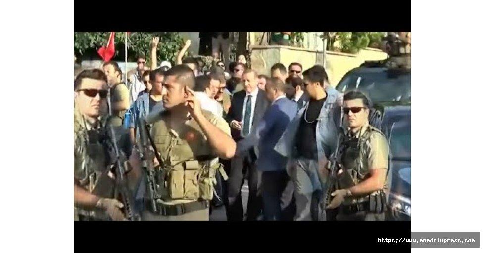 Erdoğan'ın korumalarına silah satış yasağı!