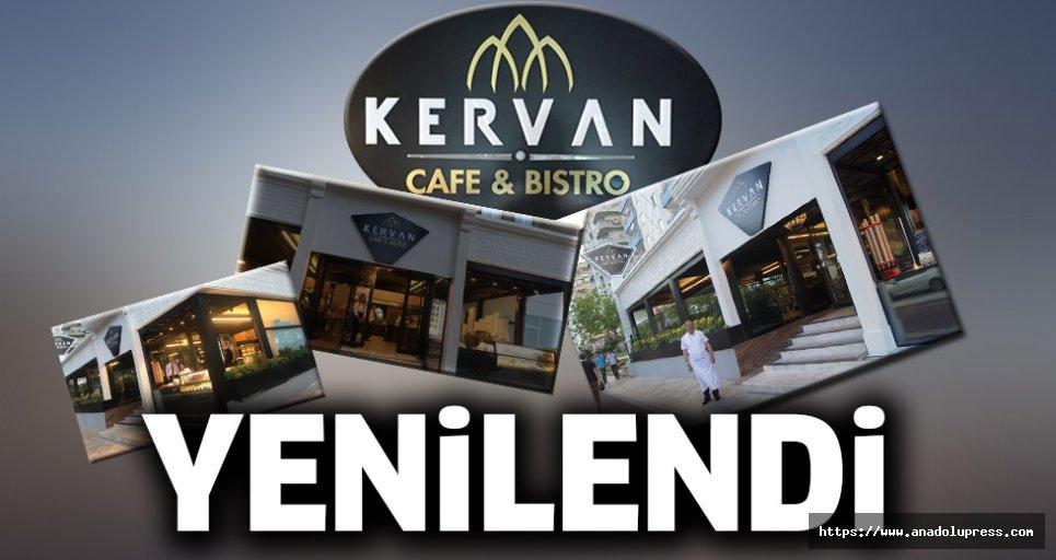 Kervan Pastaneleri, yenilenen yüzüyle hizmette sınır tanımıyor