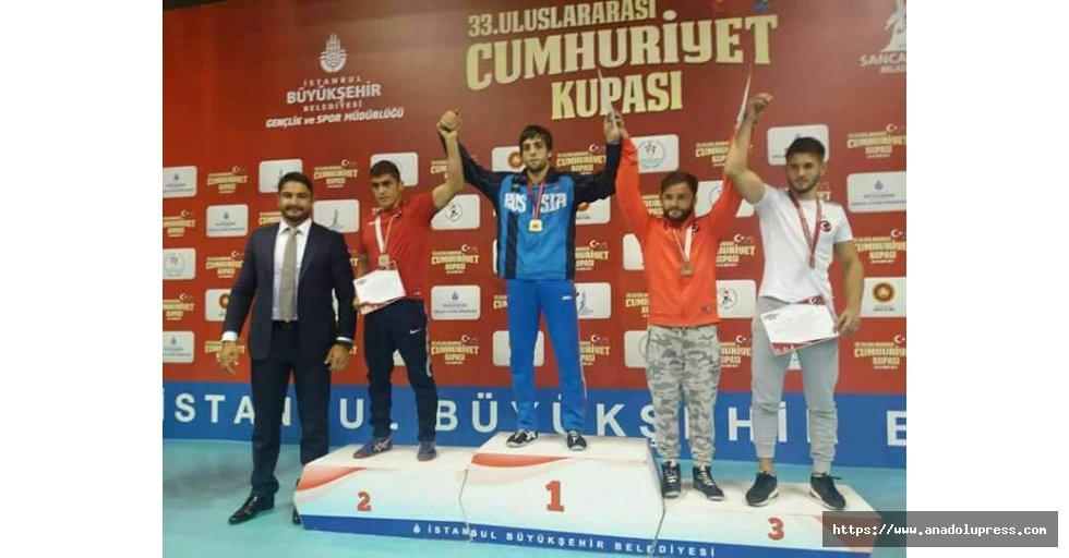Büyükşehir'e 4 Madalya
