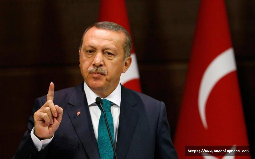 """Erdoğan: """"İstifalarını en kısa sürede verecekler"""""""