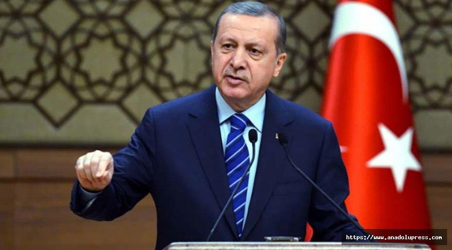 Erdoğan'dan vize kriziyle ilgili ilk açıklama geldi