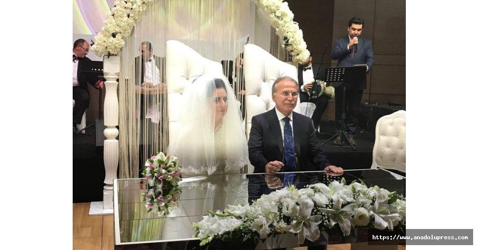 Eski Meclis Başkanı 2. kez evlendi