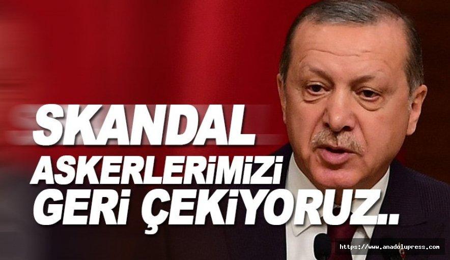 Erdoğan açıkladı! Nato'da büyük skandal