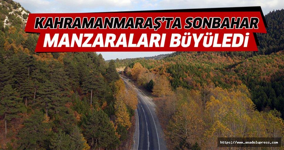Kahramanmaraş'ta Sonbahar
