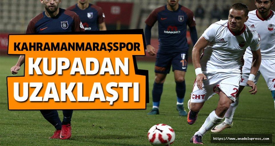 KipaşKahramanmaraşspor: 1 - Medipol Başakşehir: 3