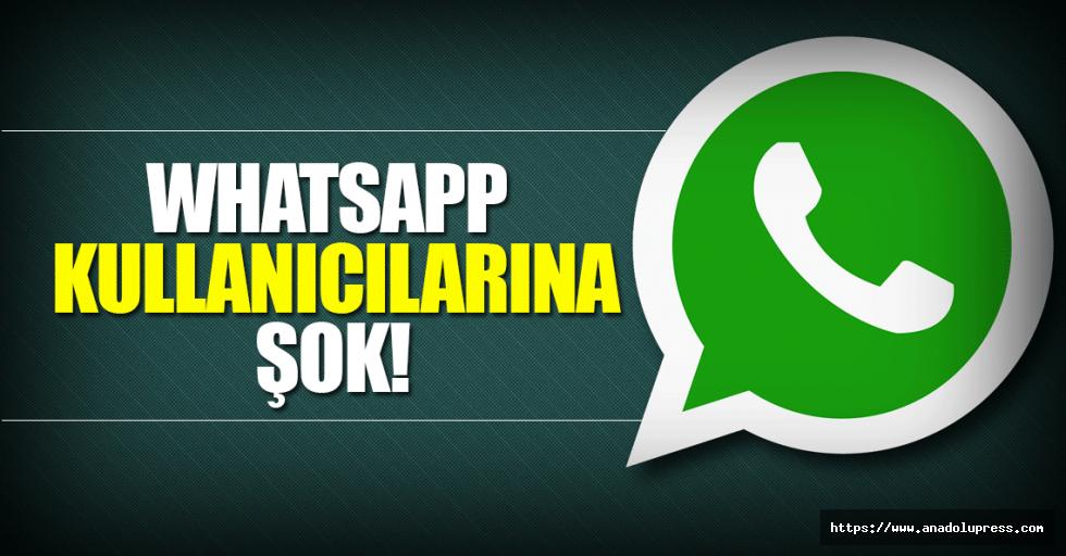 Whatsapp'ta neler oluyor!