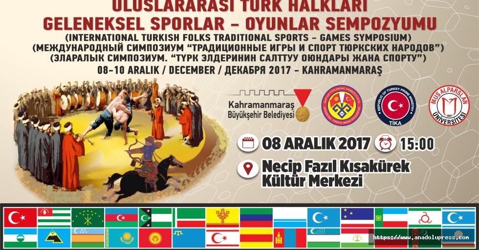 Büyükşehir'den Uluslararası Bir Sempozyum Daha