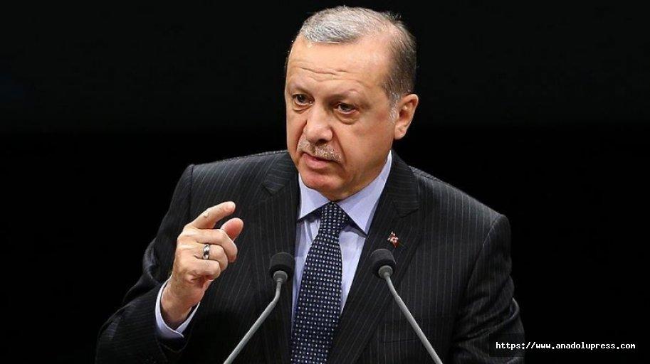 Erdoğan'dan Kudüs tepkisi!