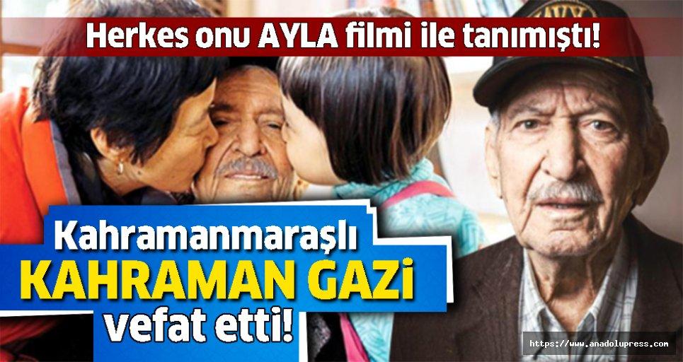 Kahraman Gazi vefat etti!