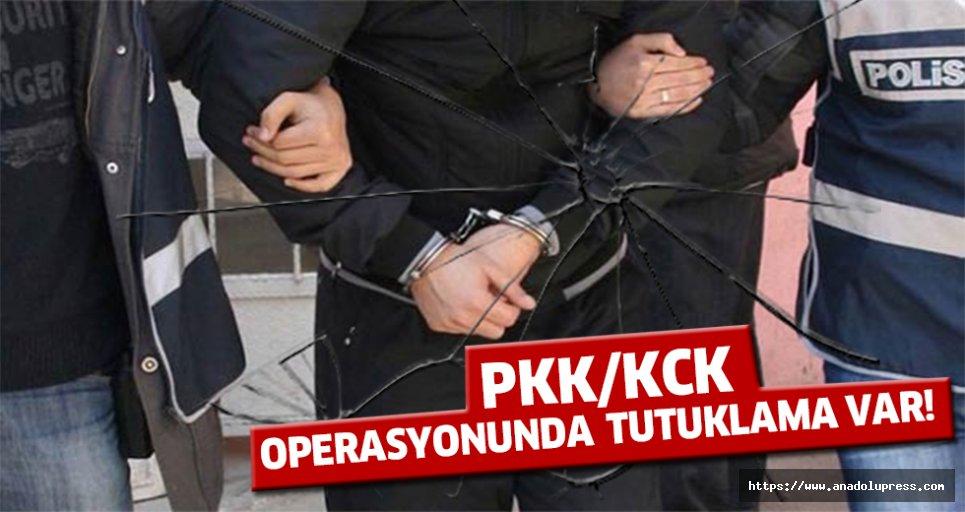 PKK/KCK operasyonunda tutuklama var!