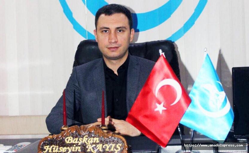 Ülkü Ocaklarından CHP'ye sert tepki!