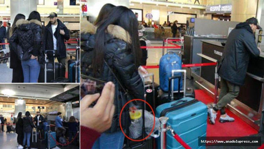 Cenk'in Gidiş Fotoğrafı Sosyal Medyayı Salladı