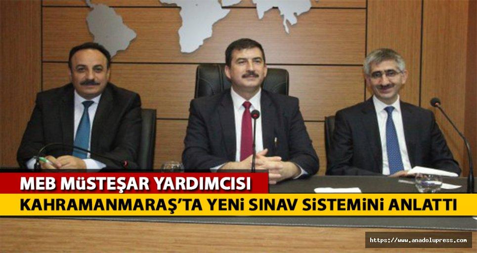 Müsteşar yardımcısı yeni sistemi anlattı!