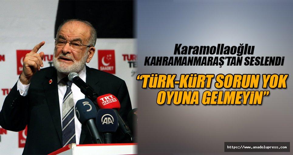 SP Lideri Kahramanmaraş'tan seslendi!