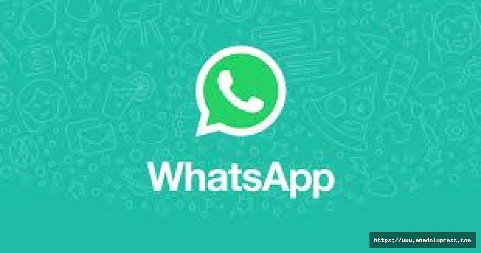 Whatsapp'ta Bomba Değişiklik