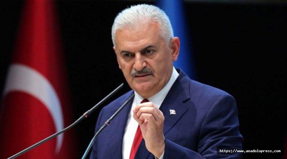 BaşbakanBinali Yıldırım'dan flaş açıklama!