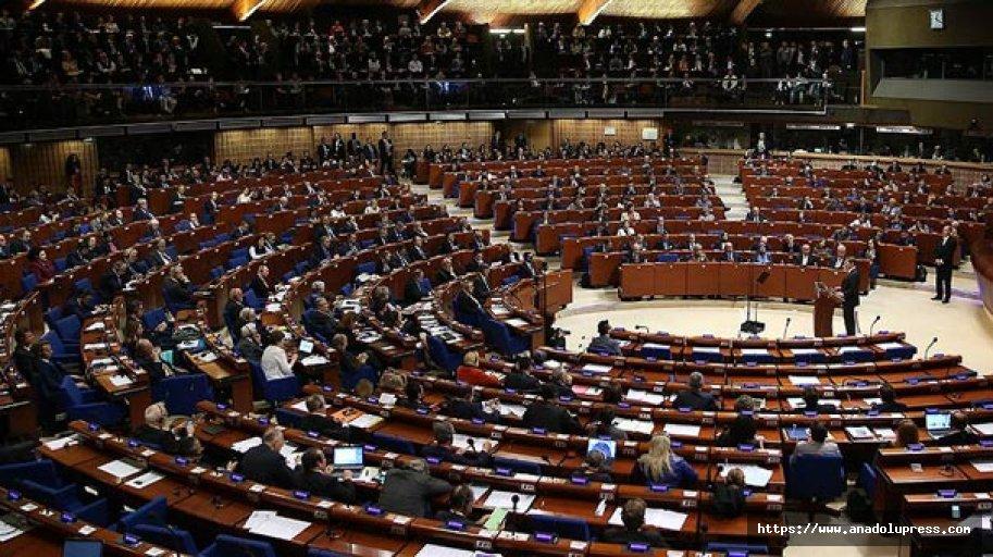 Avrupa Konseyi'ndenTürkiye'ye Karşı Haddini Aşan Hamle