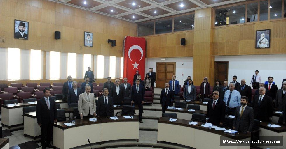 Büyükşehir Belediye Meclisi 13 Mart'ta Toplandı