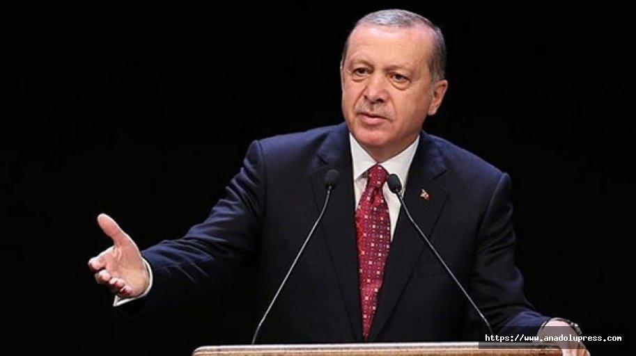 """Cumhurbaşkanı Erdoğan:""""Afrika'yı sömürmek değil beraber büyümek istiyoruz"""""""