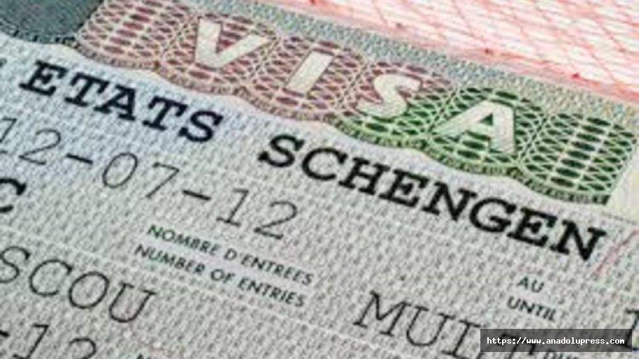 Schengen vizesinde önemli gelişme!