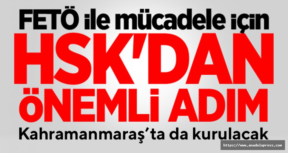 HSK'dan 13 yeni 'terör' mahkemesi