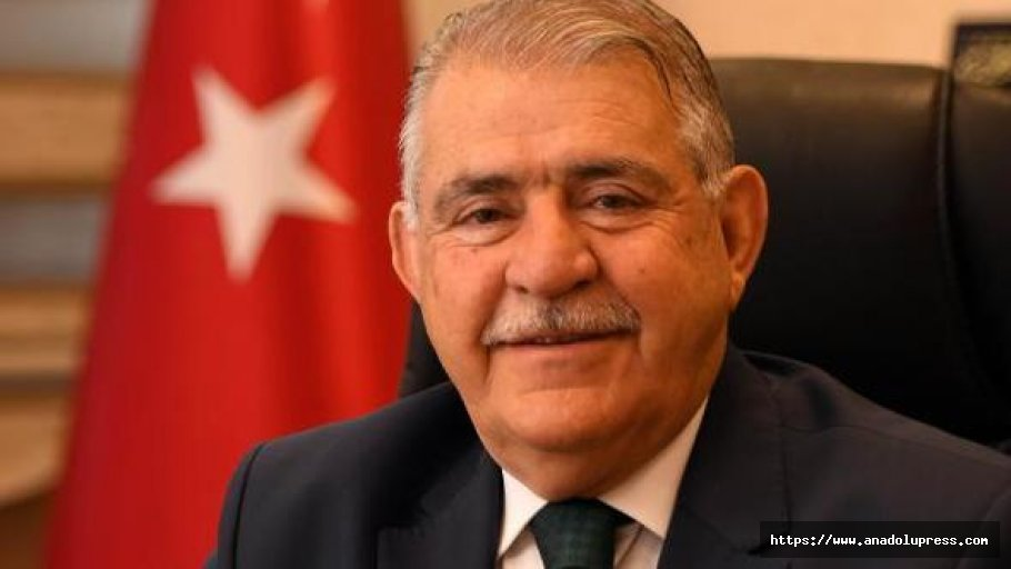 """Mahçiçek """" Özal'ın istediği Türkiye'yi ilmek ilmek örüyoruz"""""""