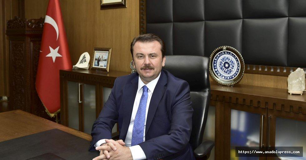 """Başkan Erkoç: """"Tüm hemşehrilerimizin ramazanı şerifini tebrik ederim"""""""