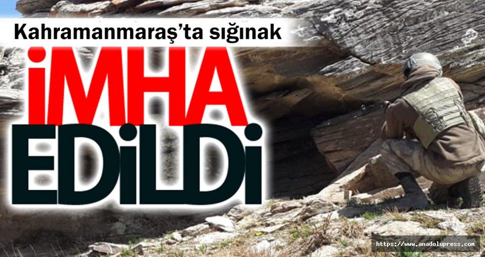 Kahramanmaraş'ta PKK'ya büyük darbe!