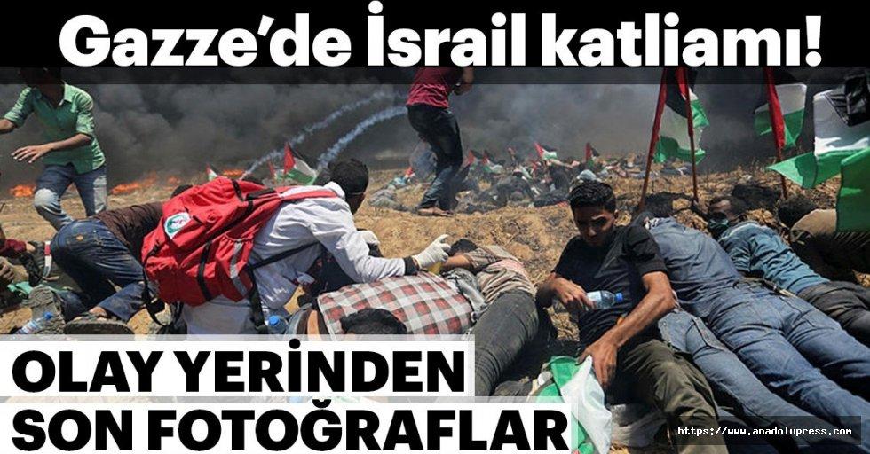 Gazze'de 38 şehit!