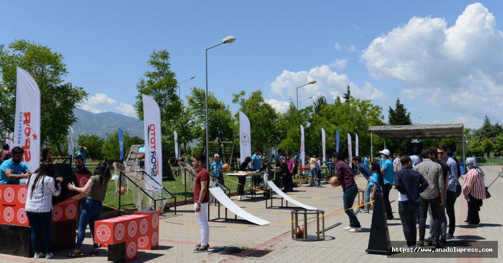 Üni Cup Fest, KSÜ'de