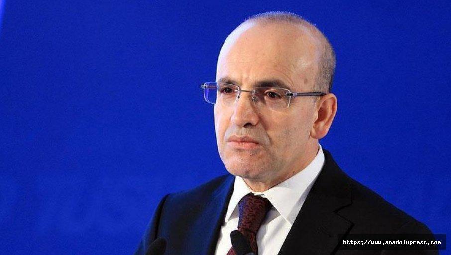 Mehmet Şimşek'ten Çok Önemli Dolar Ve Türk Lirası Açıklaması