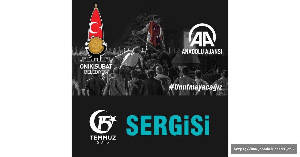 """""""15 Temmuz Fotoğraf Sergisi"""""""