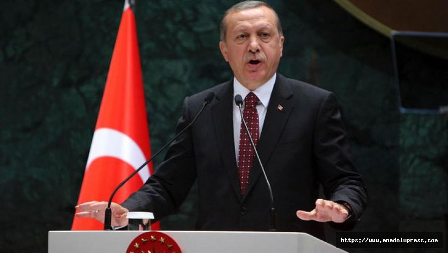 Cumhurbaşkanı Erdoğan, Türk Konseyi Zirvesi'nde ABD'ye yüklendi