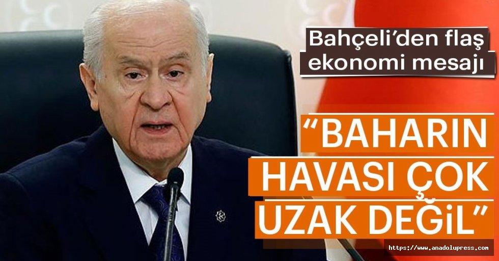 Devlet Bahçeli'den flaş Cumhur ittifakı açıklaması!