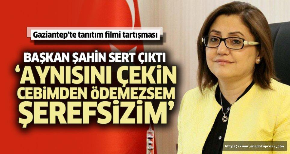 Gaziantep'te 220 bin liralık tanıtım filmi tartışması