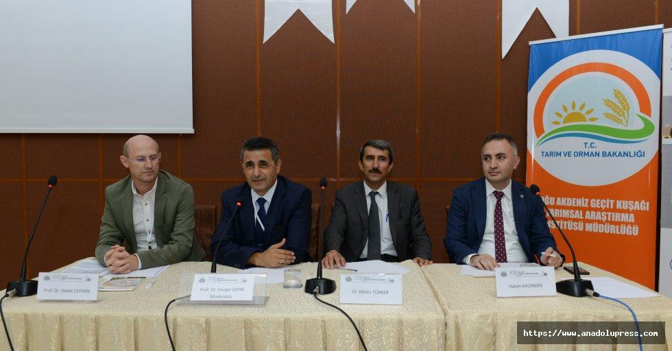 KSÜ, Uluslararası Katılımlı 13. Ulusal Tarım Ekonomisi Kongresine Ev Sahipliği Yaptı