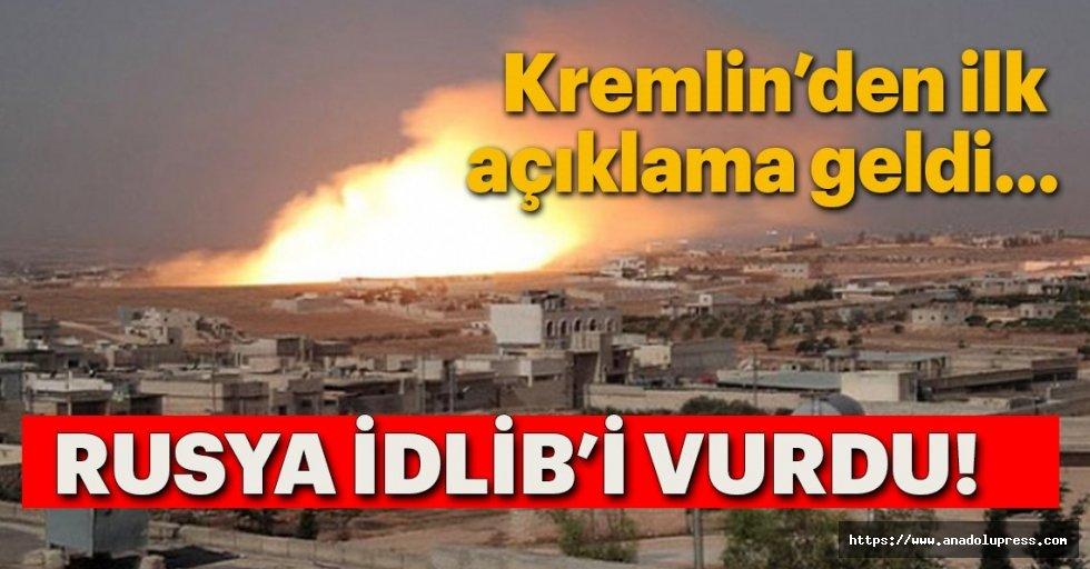 Rusyaİdlib'i vurdu!
