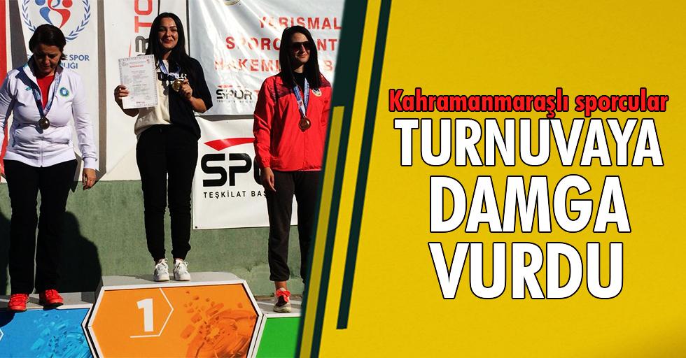 Atıcılık Cumhuriyet Kupasına Kahramanmaraş Damgası