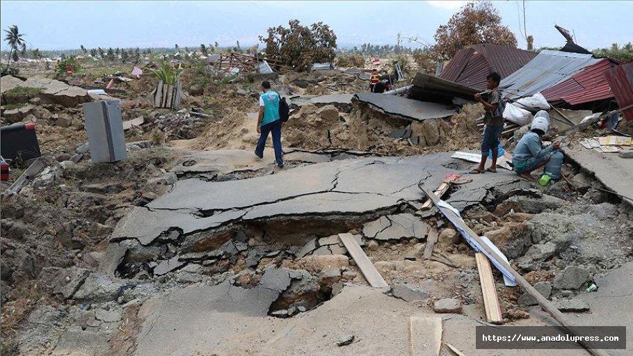 DepremdeÖlü Sayısı 2 Bin 65'e Yükseldi