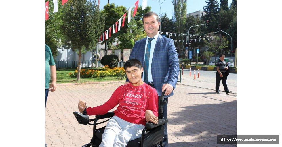 Pazarcık Belediyesi Sosyal Belediyecilik Kapsamında Gönüllere Dokunmaya Devam Ediyor