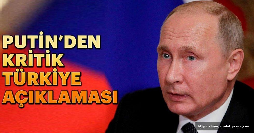 Rusya,Türkiyeileİdlib'de dayanışma içinde