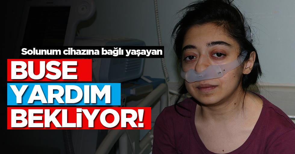 Akciğer hastası genç kız, sağlığına kavuşmak istiyor