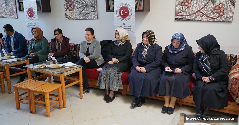 Kadınlar Kooperatif Çatısı Altında Birleşti
