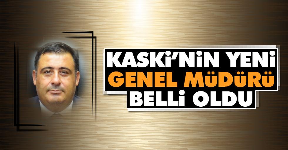KASKİ'nin yeni Genel Müdürü Belli Oldu