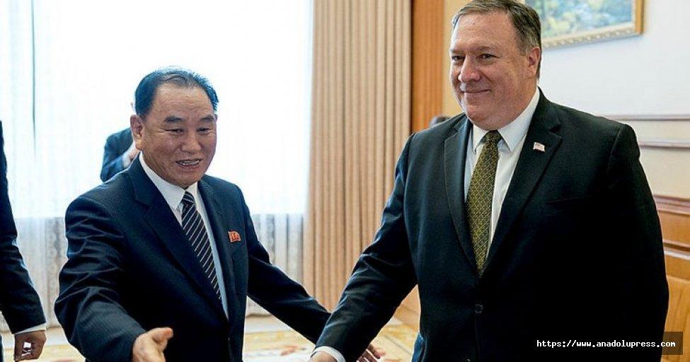 Kuzey KoreABD İle Yapacağı Görüşmeyi İptal Etti