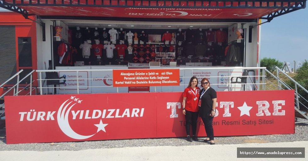 Türk Yıldızları Tırı Kahramanmaraş'ta